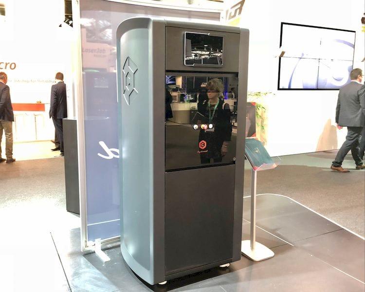 OR Laser's Hybrid 3D Metal Printer