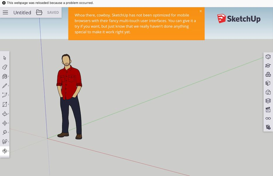 , SketchUp Free Out of Beta