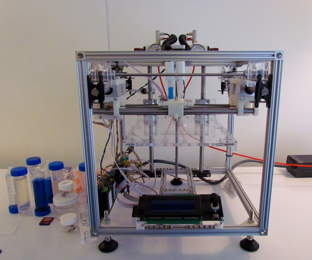 3D Bioprinters Are the Latest in a Line of Medical 3D Printers