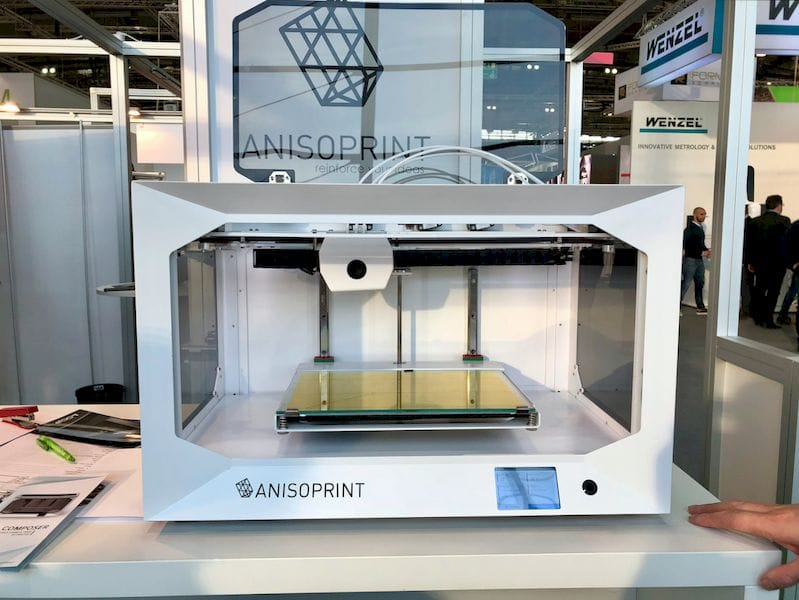 , 3D Printing From Russia, With Continuous Carbon Fiber