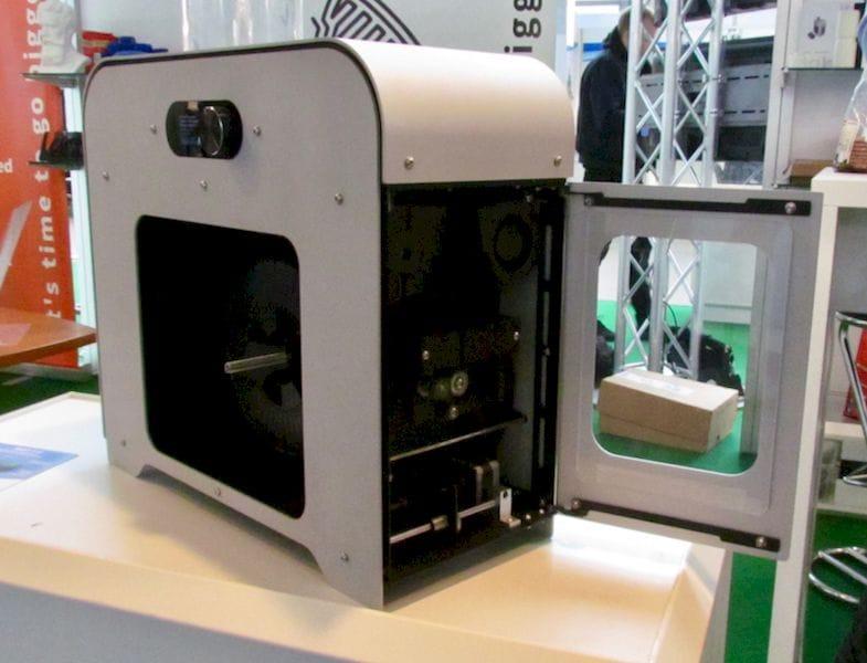 A Look Inside 3DEVO's 3D Printer Filament Making System