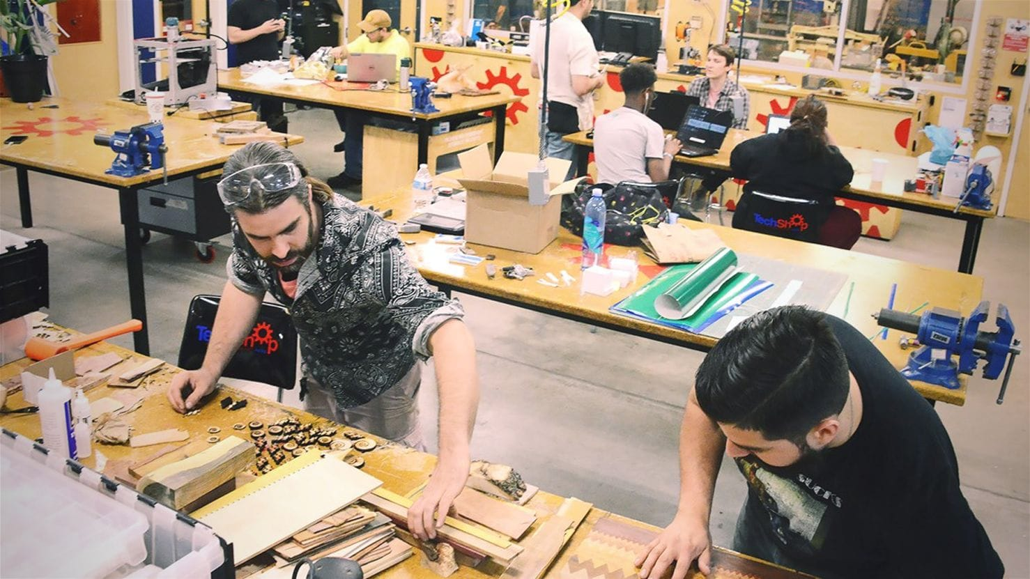, Facing Bankruptcy, TechShop (Sadly) Closes All 14 Locations