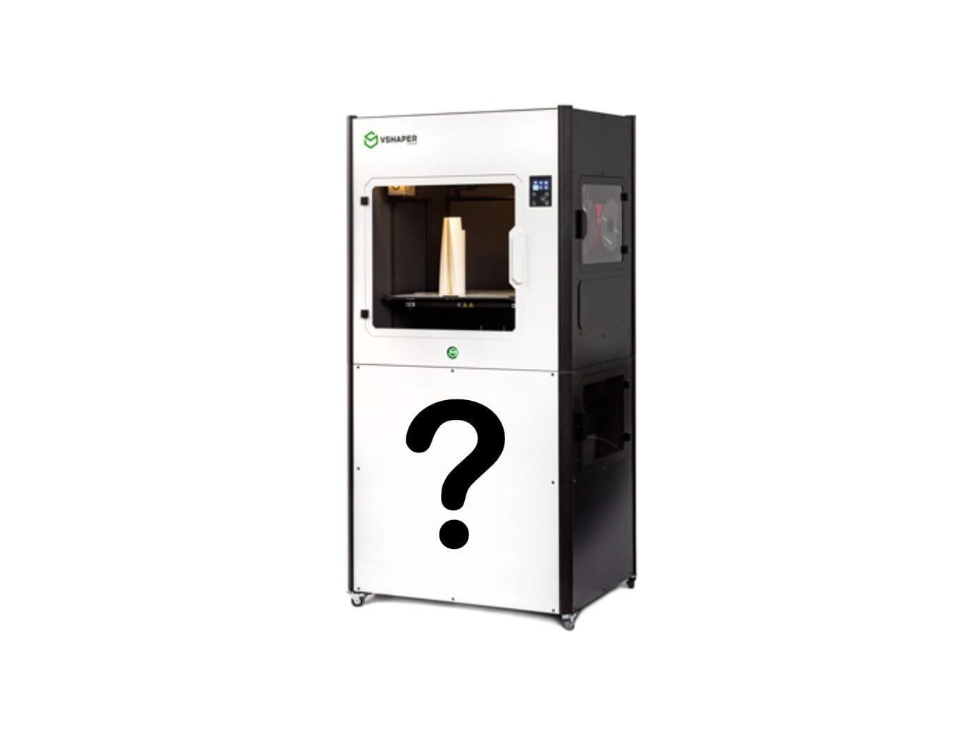 "VSHAPER's ""Custom"" 3D Printer"