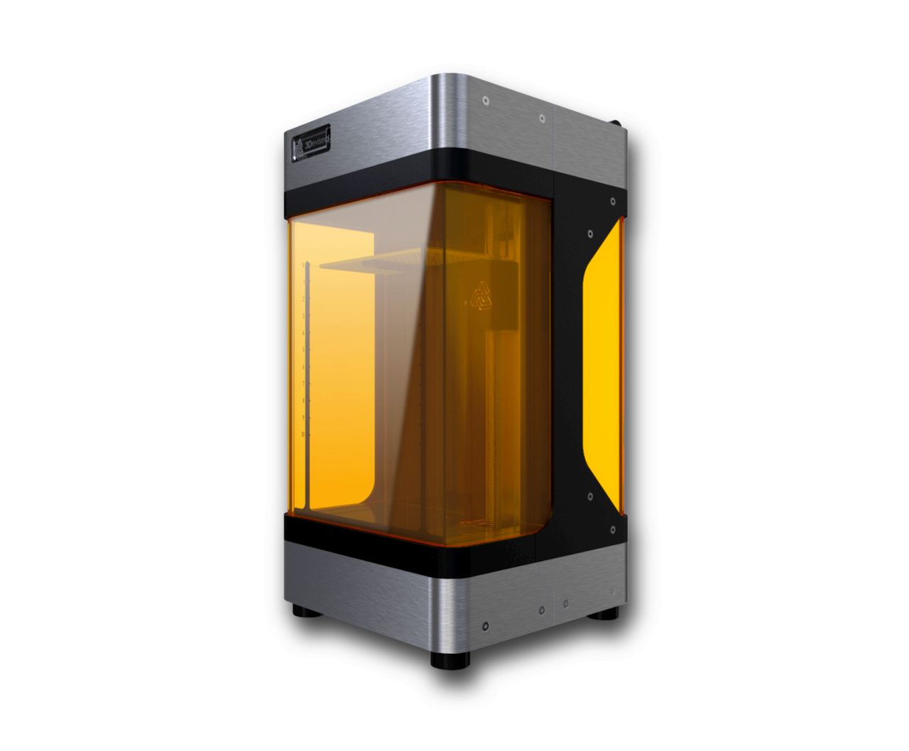 The new PLUTO desktop 3D printer