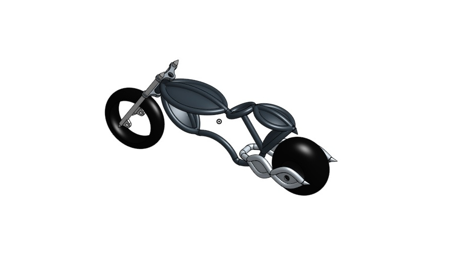 Wanted: People Using Onshape to Collaborate on a Badass Motorcycle Design