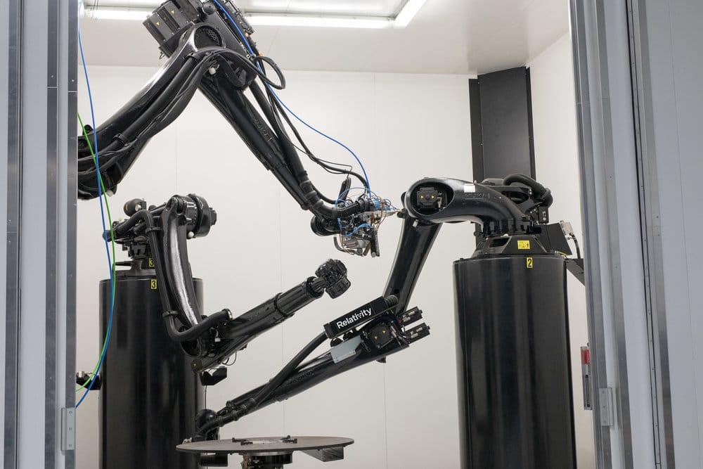 , Relativity 3D Printing Entire Rockets