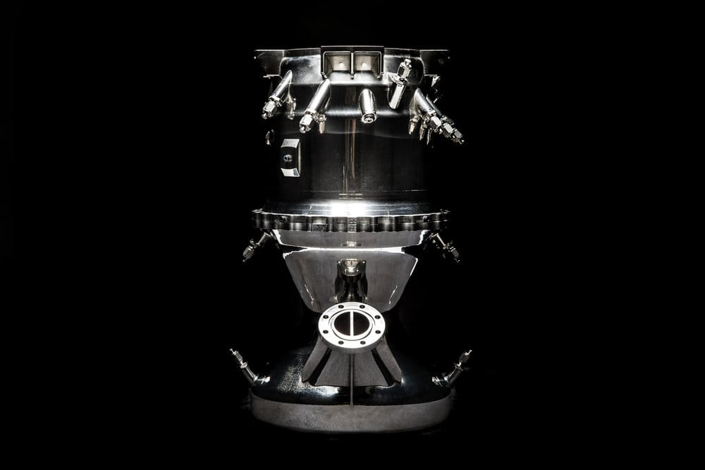 Relativity Space's Aeon 3D printed rocket engine