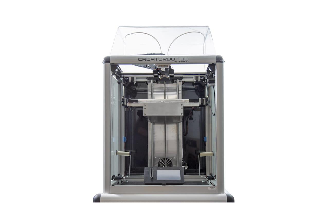 A typical professional desktop 3D printer