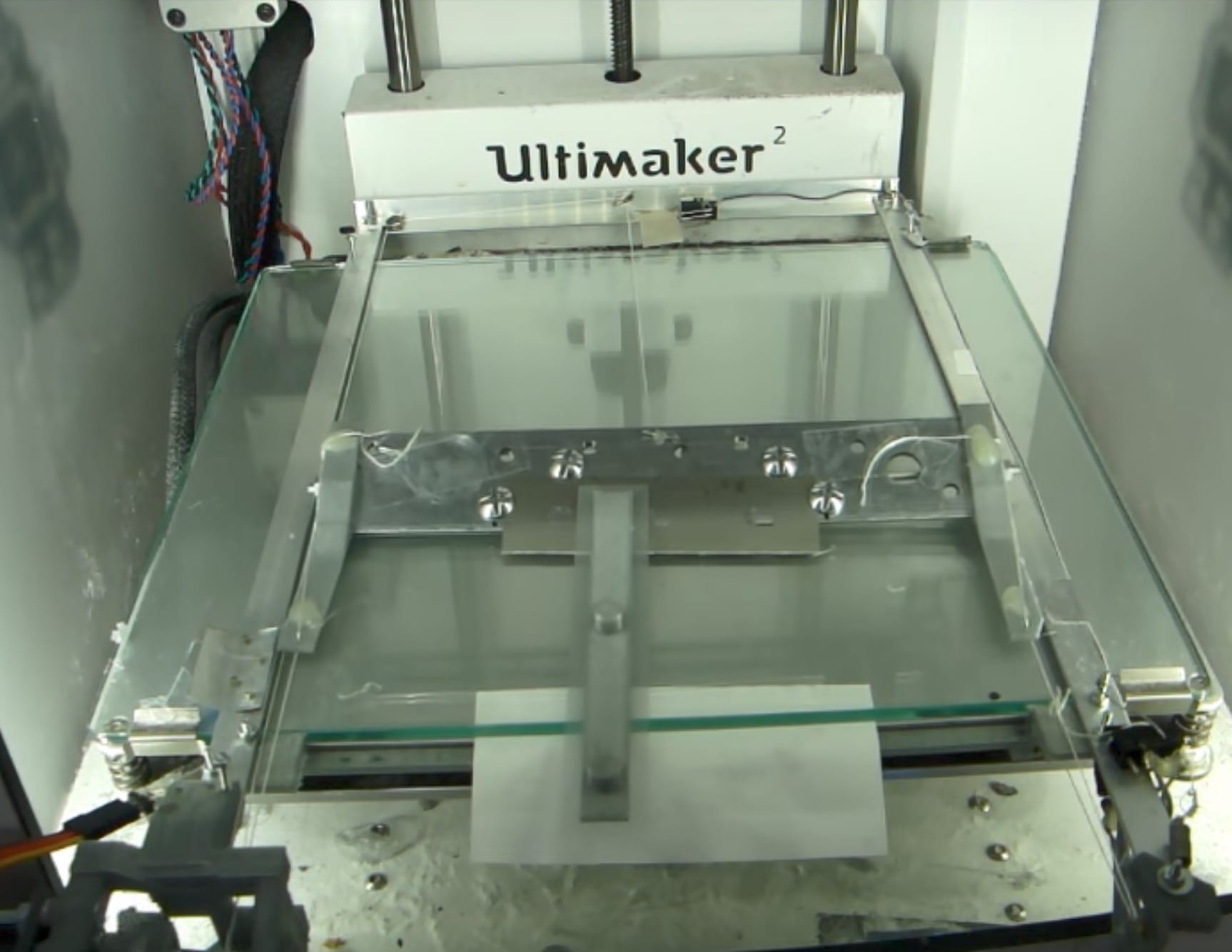 """, A """"Bulldozer"""" Solution to Continuous 3D Printing"""