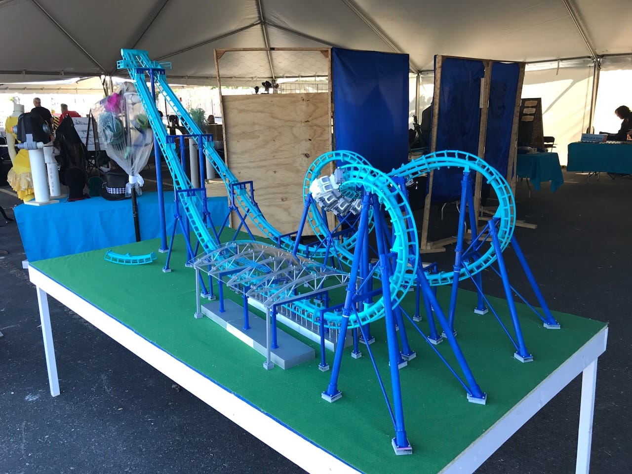 , How To Make A 3D Printed Roller Coaster