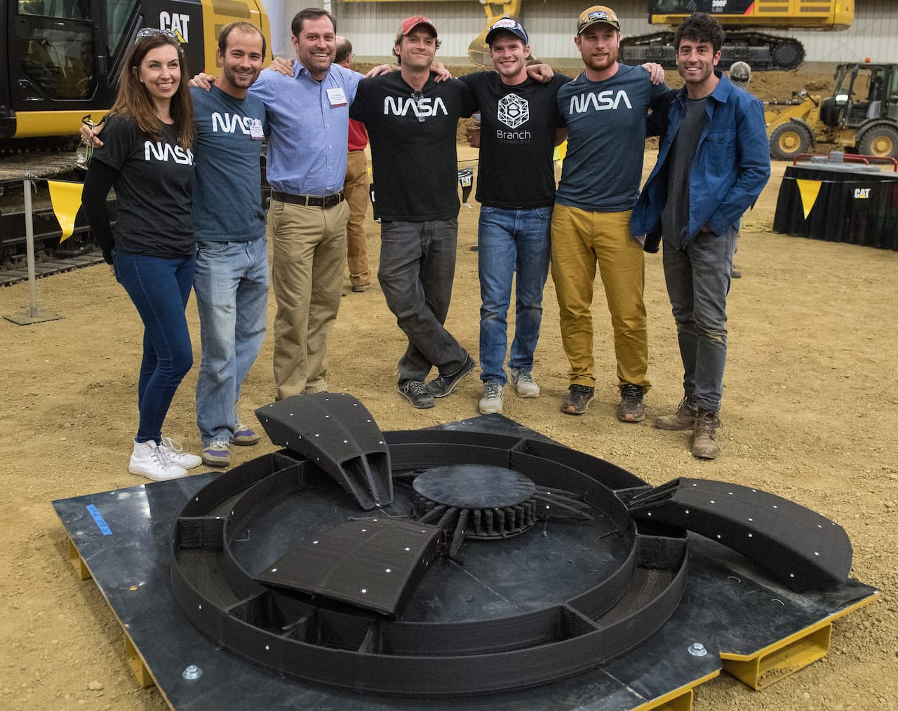 NASA's 3D Printed Challenge Reaches Prize Stage