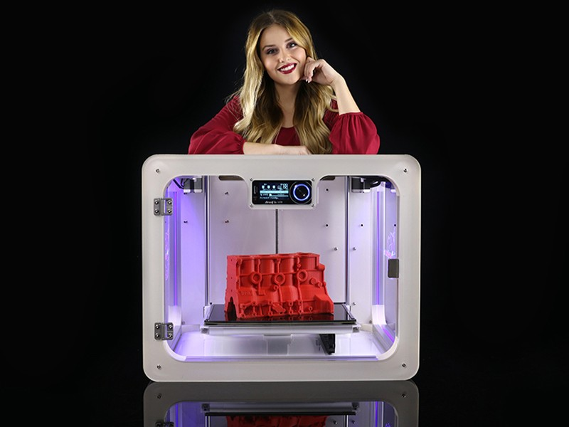 Outsourcing Your 3D Printing? Or Should You Insource?