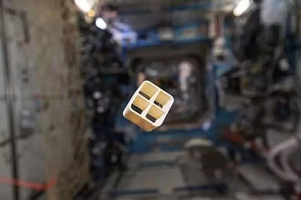 , Made In Space Begins 3D Printing PEI/PC on the ISS