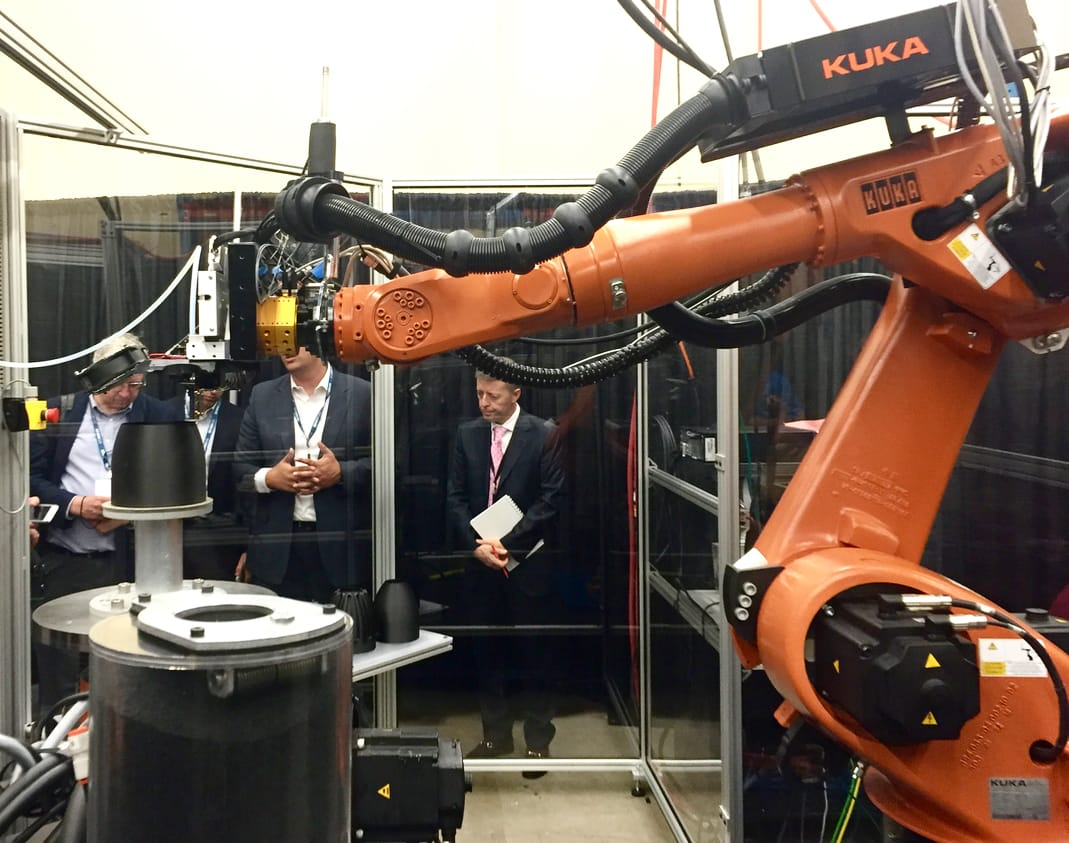 The Challenge of Robotic 3D Printing