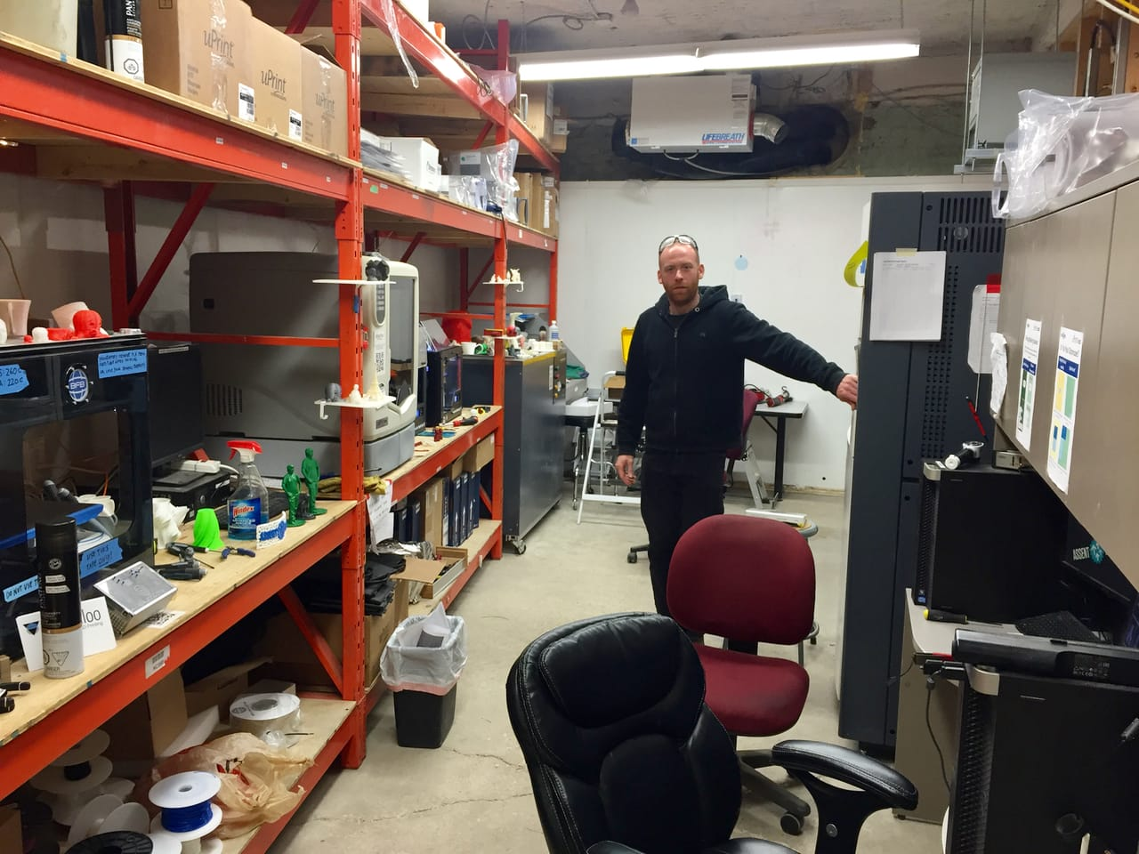 The Challenges of 3D Printers in a Makerspace