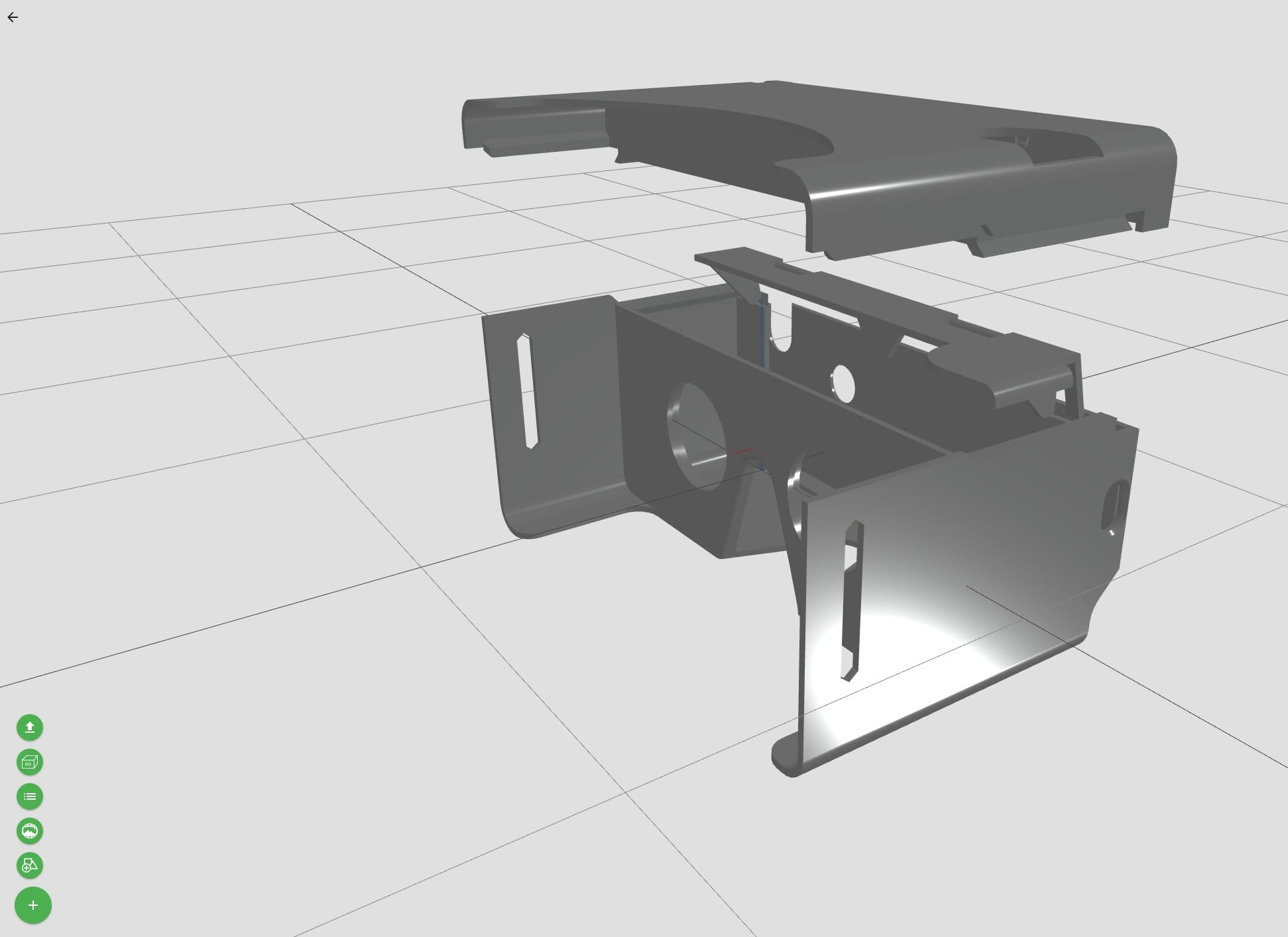 3D Orchard to Assist Open Source Hardware Design