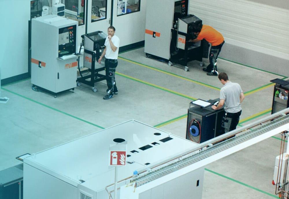 "GE To Produce ""World's Largest"" 3D Metal Powder Printer"