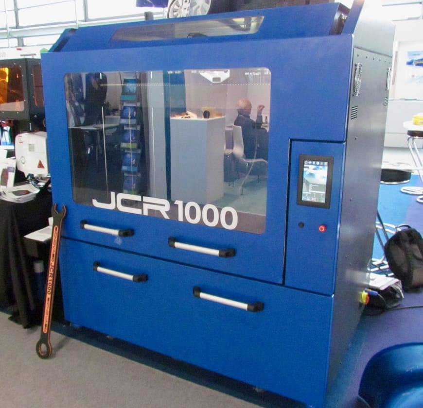 , Grupo Sicnova Unveils Mid-Range Industrial 3D Printer and More