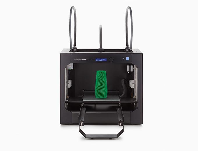 OPENCREATORS 3D Printer Offers Unique Features