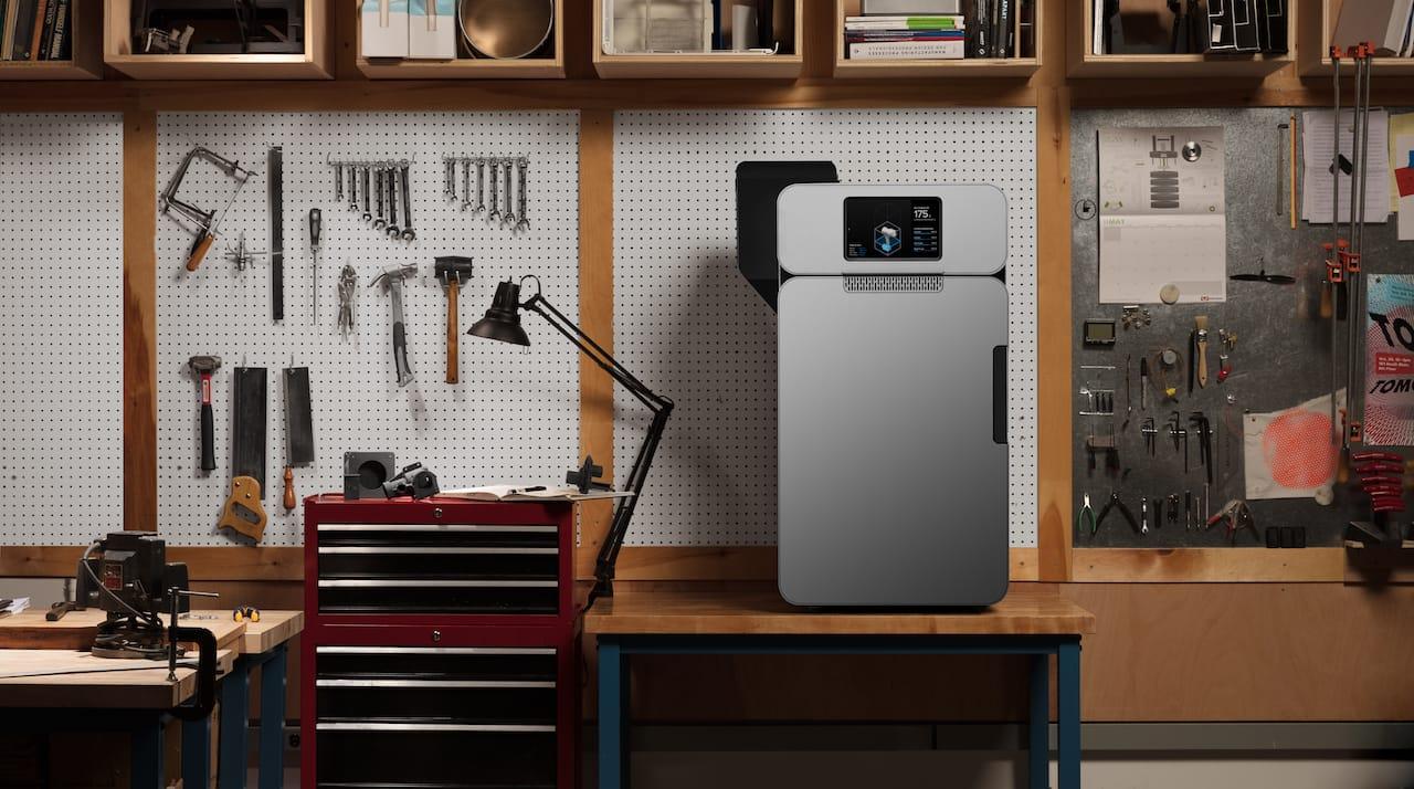 Formlabs Announces SLS 3D Printer: The Fuse 1