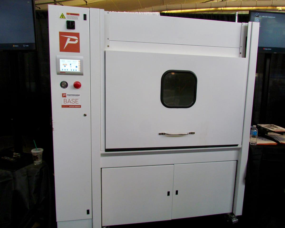 The PostProcess BASE unit