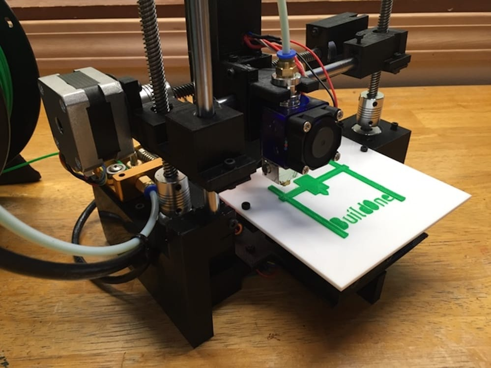 Could the BuildOne USD$99 3D Printer Be Different?