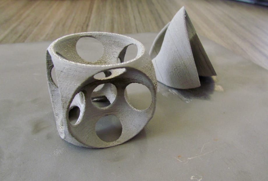 , The Amazing Aurora Labs 3D Metal Printer Dynamically Creates Alloys