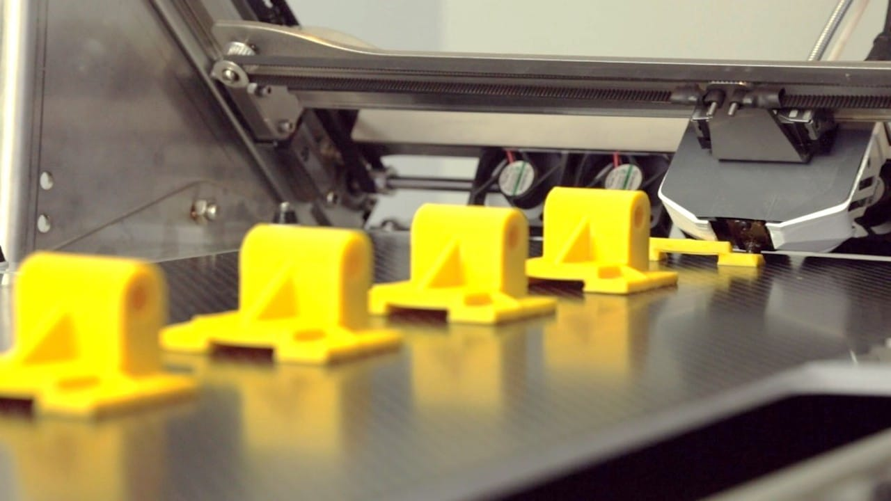 The Blackbelt 3D printer can be a kind of miniature factory