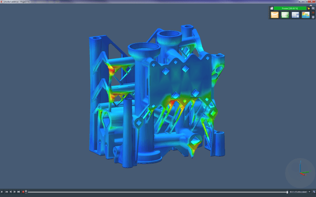 Simulating Your Way out of 3D Printing's Problems