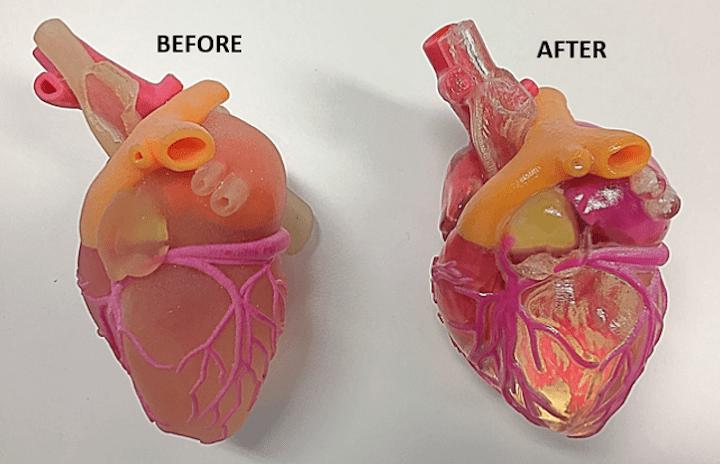 3D Formulations: Making 3D prints look good