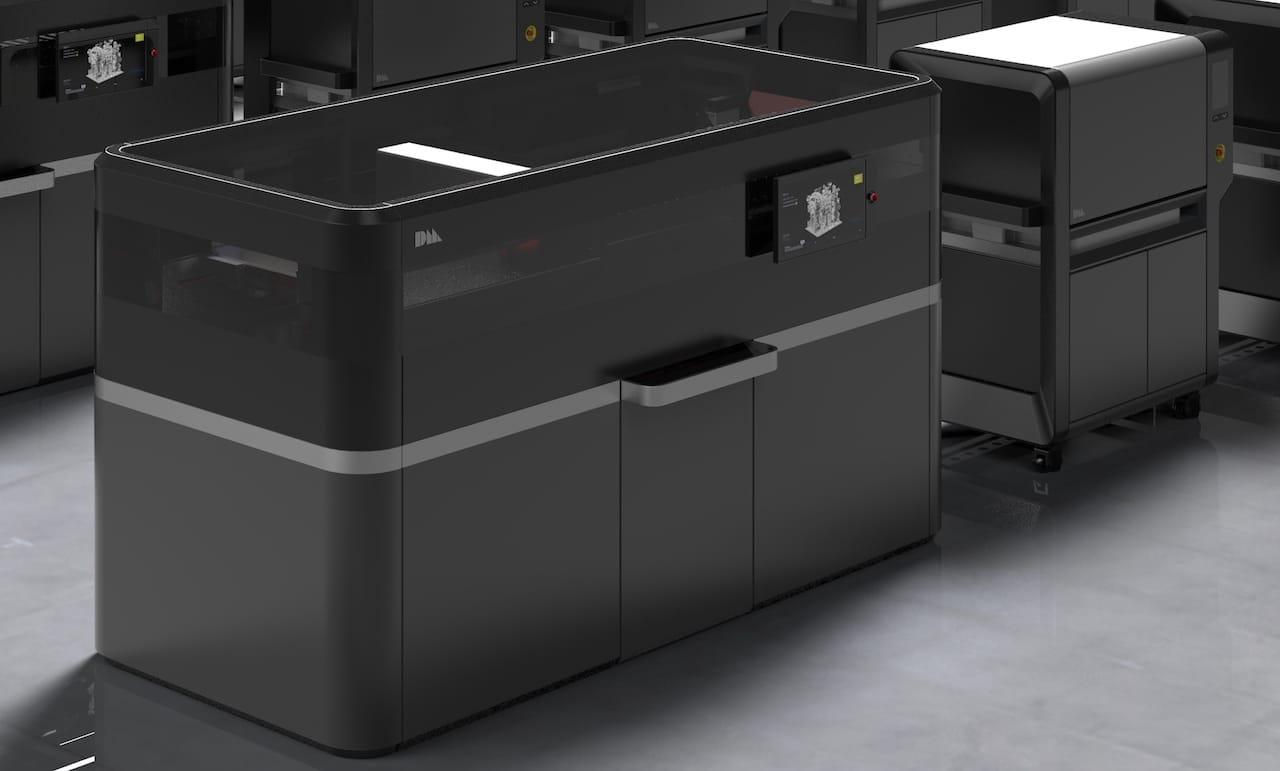 Implications of Desktop Metal's Production 3D Metal Printer