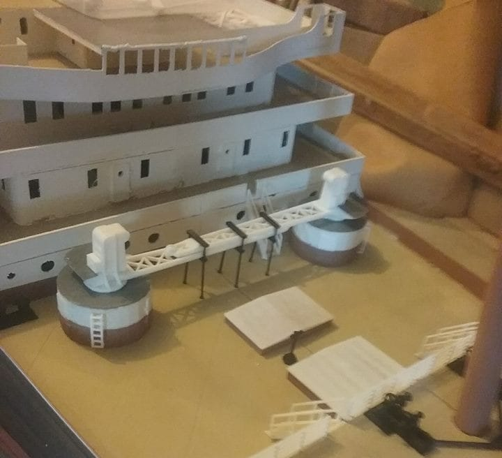 , You Might Say This is a Titanic 3D Print