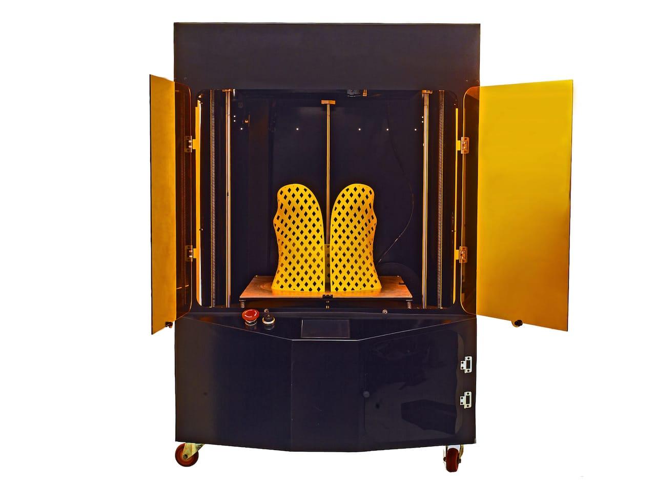 Kentstrapper Introduces the MAVIS Professional 3D Printer