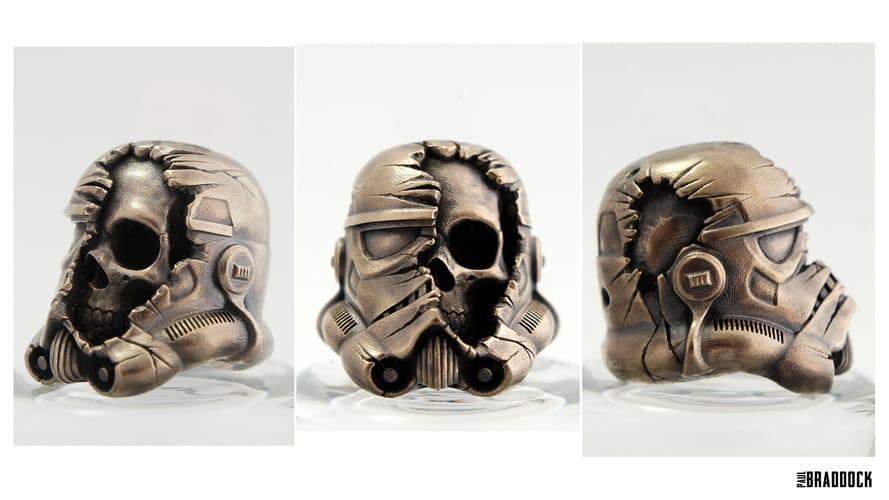 , Design of the Week Star Wars Death Trooper