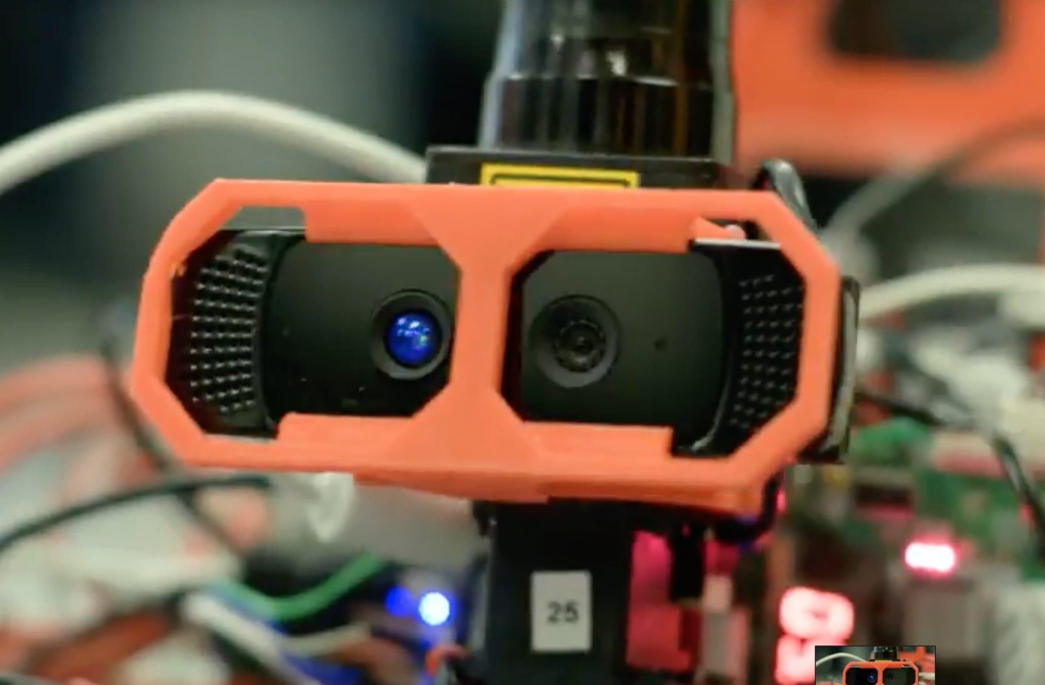 Siemens' experimental production robot