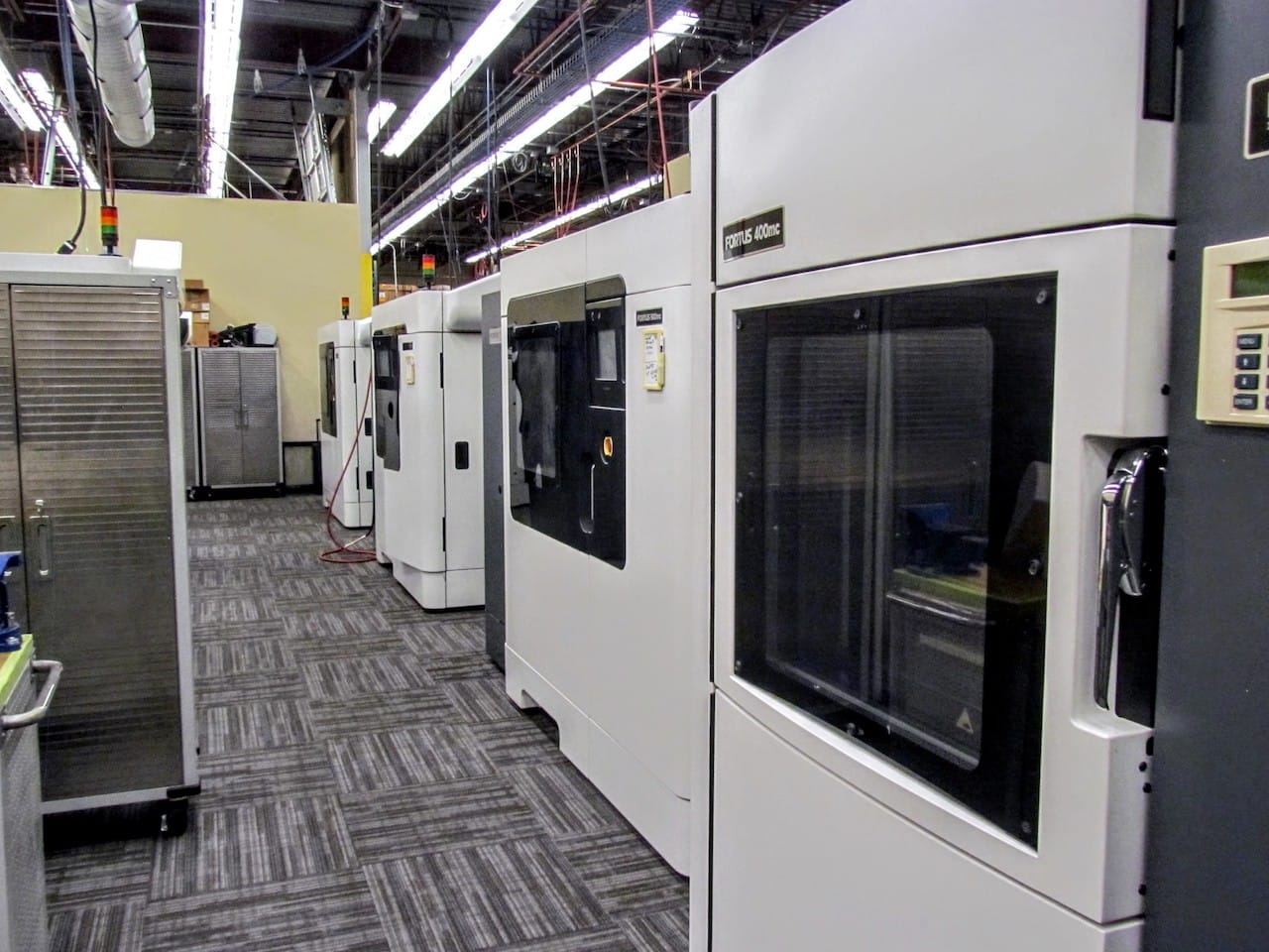 , Low Volume Manufacturing With 3D Printing: Local or Global?