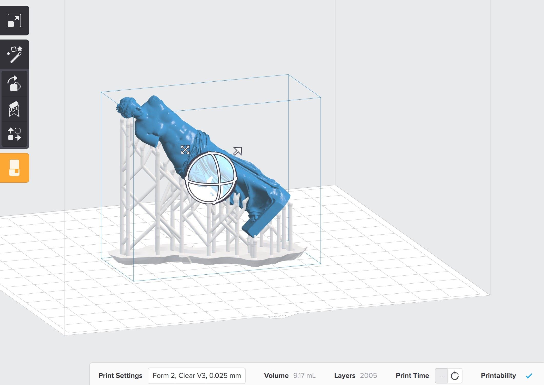 , Hands on with the Form 2 Desktop 3D Printer, Part 1