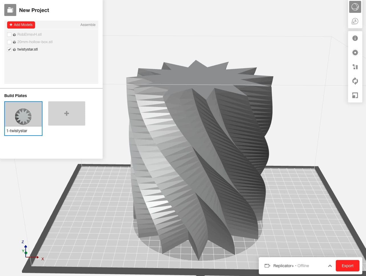 """Checking Out MakerBot's New """"MinFill"""" Option"""