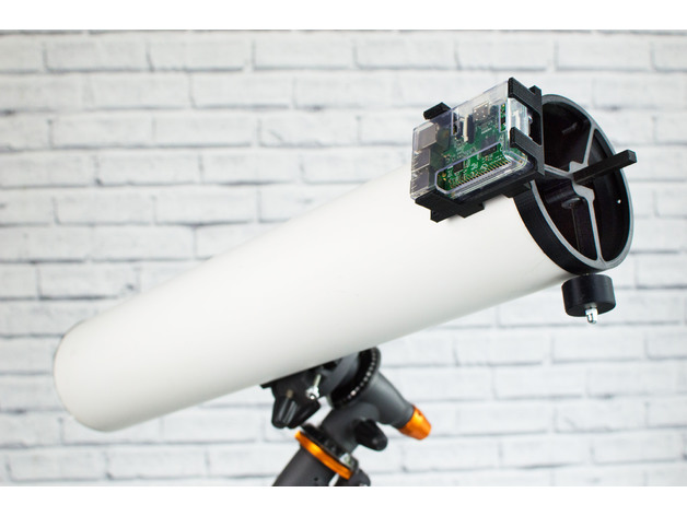 , Design of the Week: PiKon Telescope