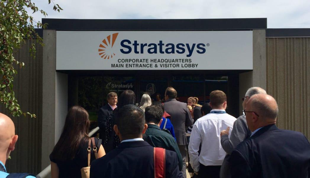 , Stratasys' Growth Strategy Revealed