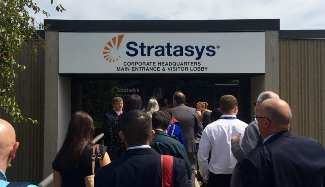 , Very Interesting Statements in Stratasys' 2016 Filing