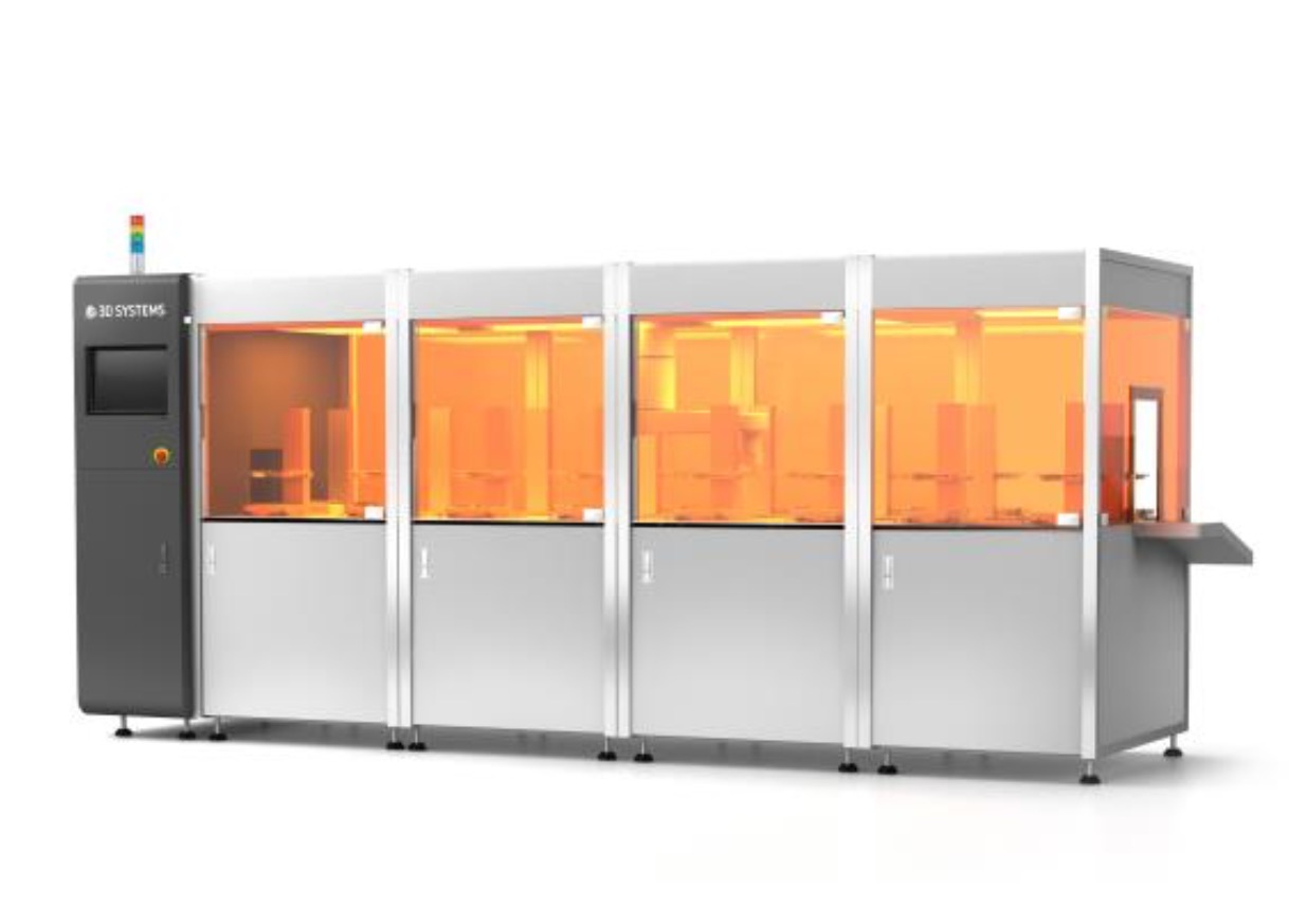 , 3D Systems Officially Announces Their Long Awaited Figure 4 Platform