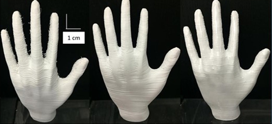 Method for Selectively Polishing 3D Prints Proposed