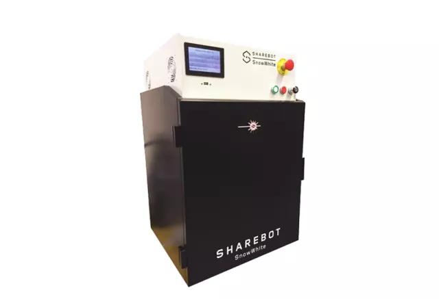 The Sharebot SnowWhite SLS 3D printer