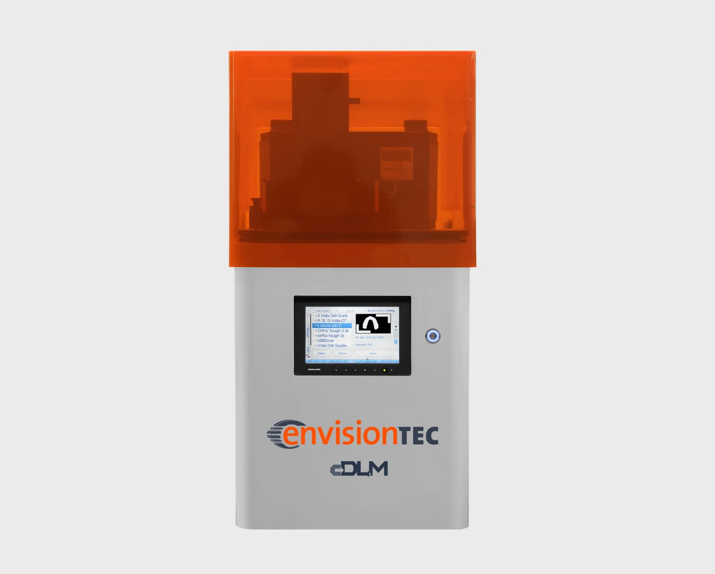 EnvisionTEC is in the Fast Resin 3D Printer Club, Too