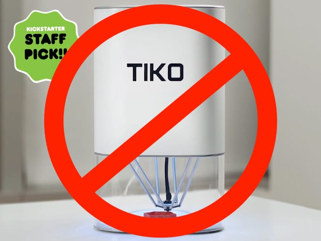 """Inevitable: Tiko 3D is Officially """"On Standby"""""""