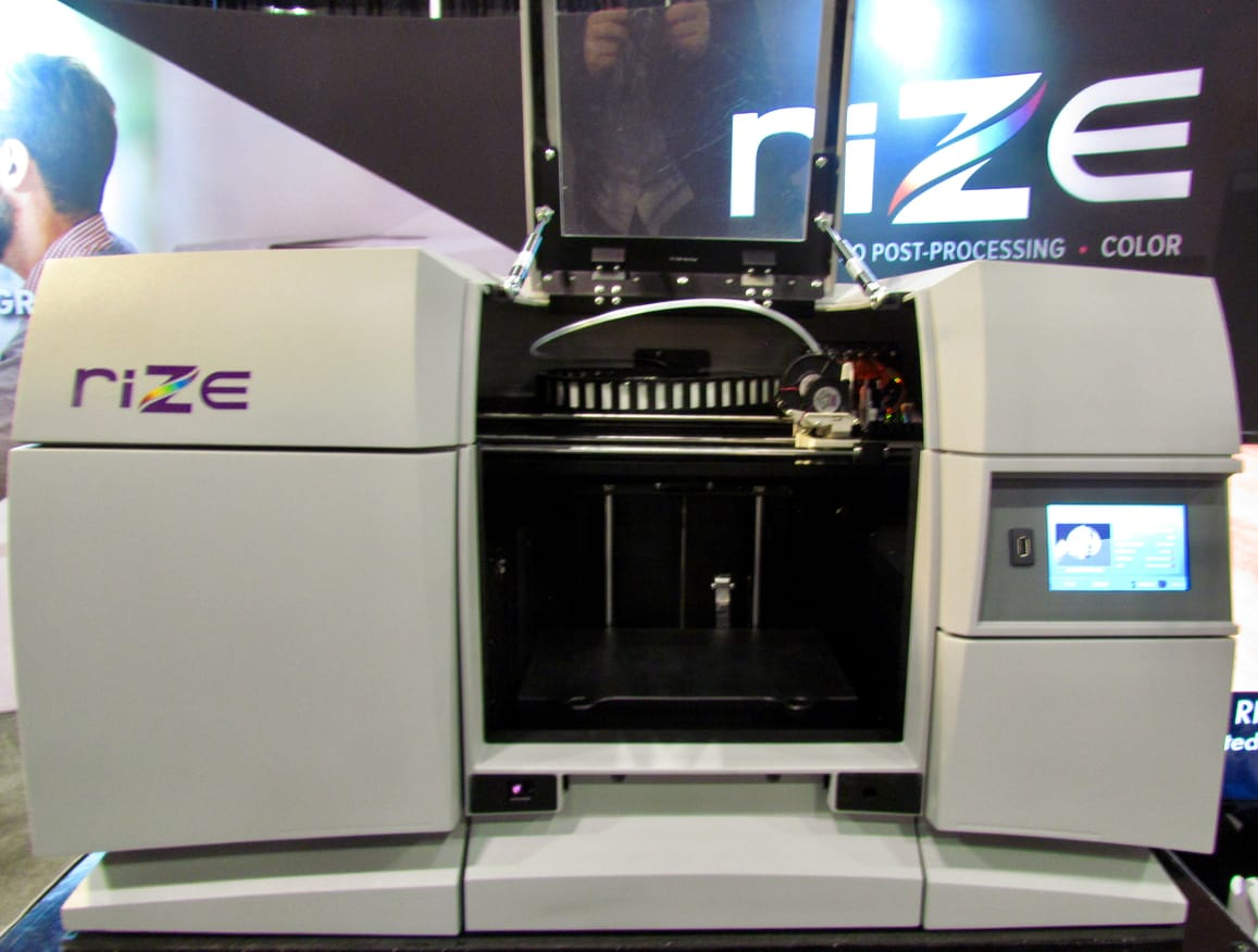 A Deeper Look at the Amazing Rize 3D Printing System