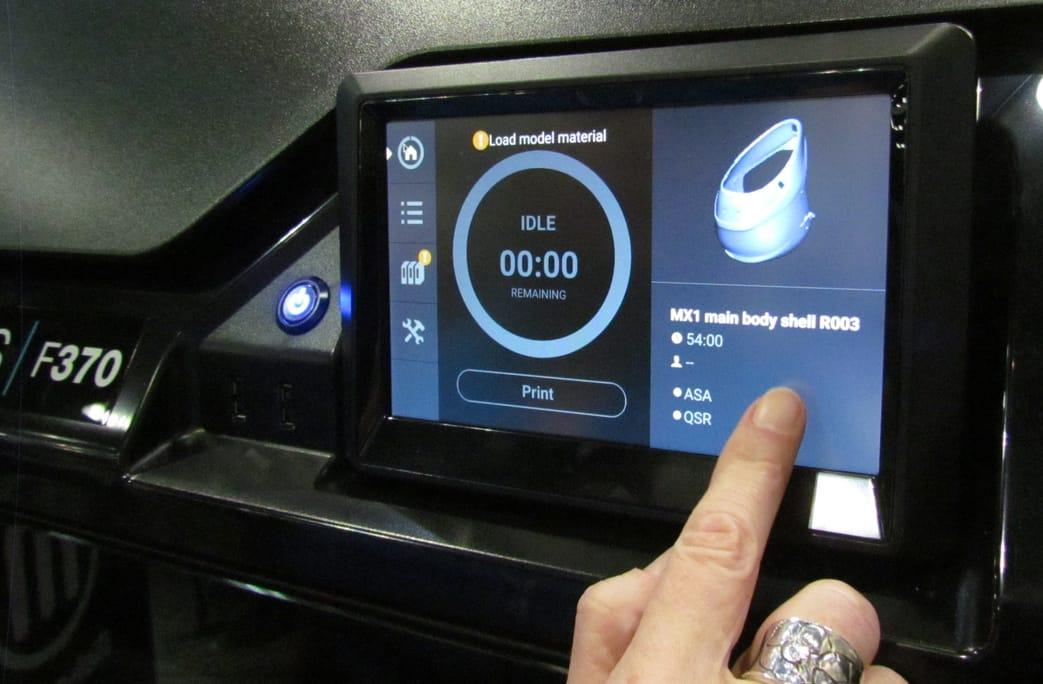 , Stratasys' New F123 Series Make 3D Print Operations Far Easier