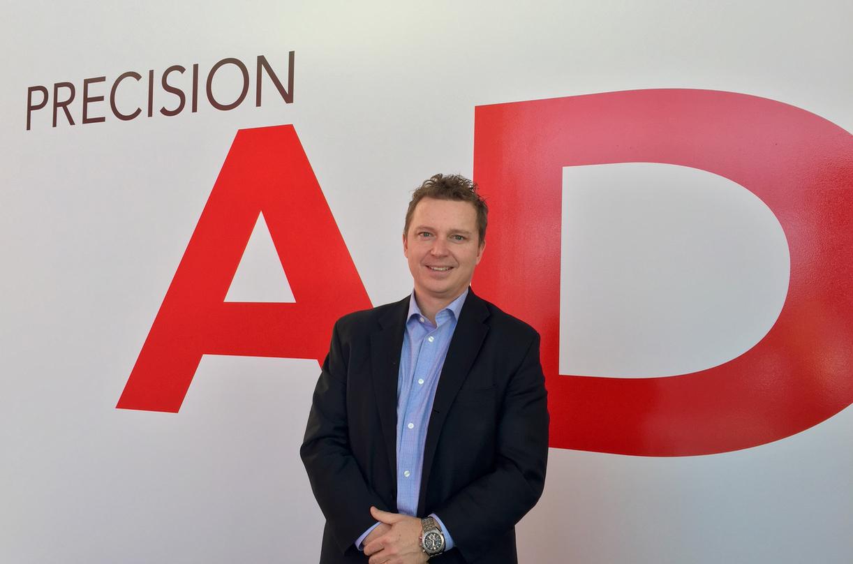 Precision ADM's Martin Petrak