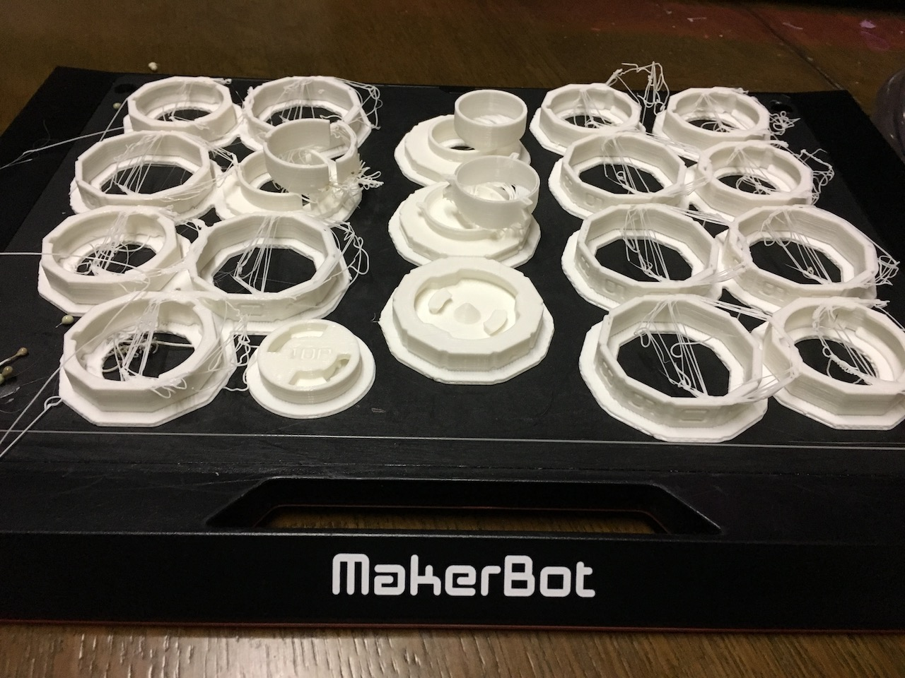 , A 3D Print Newbie Tries Out MakerBot's Replicator+